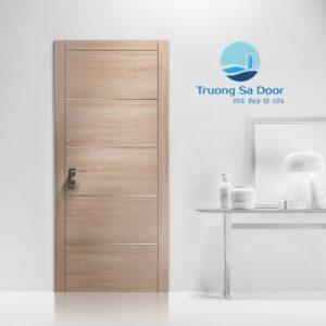 Cửa gỗ công nghiệp laminate m1r4
