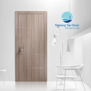 Cửa gỗ công nghiệp laminate m1r4n