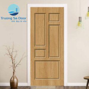 Cửa nhựa gỗ sung yu LX 182