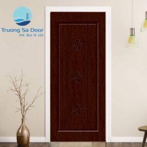 Cửa nhựa gỗ sung yu LX 379