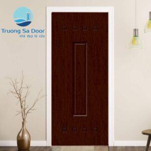 Cửa nhựa gỗ sung yu LX 384