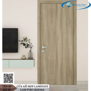 Cửa gỗ MDF Laminate LAM P1R1 LK4516A