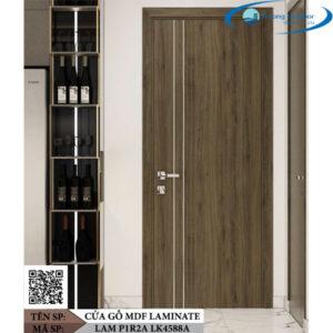 Cửa gỗ MDF Laminate LAM P1R2A LK4588A